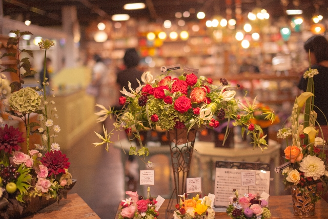 創業融資を得るための生花店の事業計画書の書き方